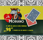 Modiano N98 carte segnate